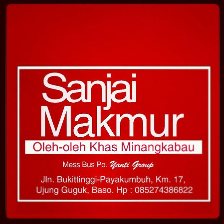 Promotion : Menjual Makanan khas Sumatera Barat.