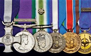 'I was told to pay death duty on Dad's medals' - Telegraph