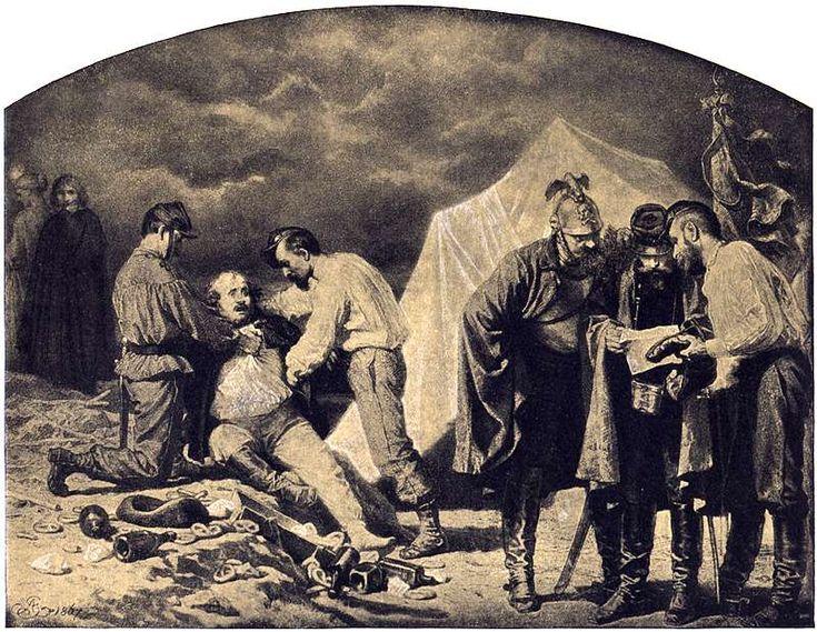 Artur Grottger - Wojna, VII. Zdrada i kara, 1867