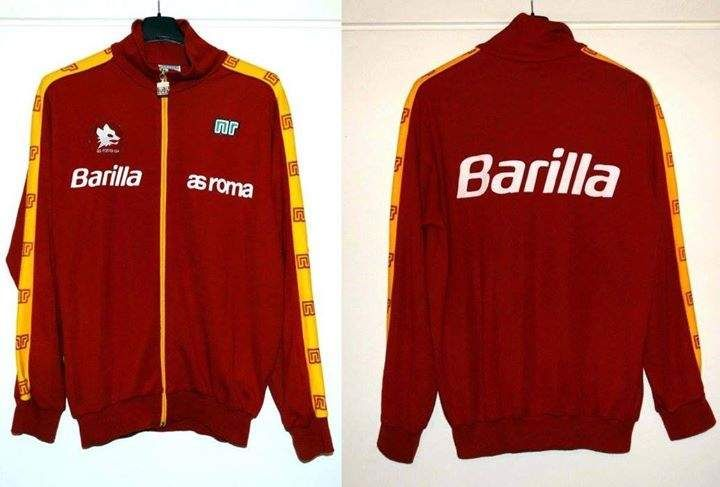 d14771961 Tuta Ennerre as Roma anni 80   Football Jersey   As roma, Adidas ...