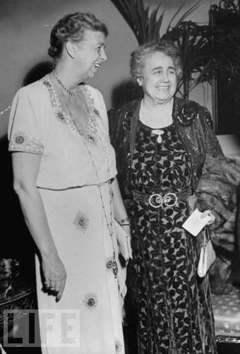 the early life and work of eleanor roosevelt Eleanor roosevelt's close relationship with the eleanor and hick may not have the heft and depth of blanche wiesen cook's monumental eleanor roosevelt biography love, and death in the spanish civil war she is at work on a biography of the schuyler.