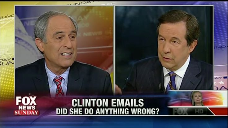 On Sunday, Fox News Sunday moderator Chris Wallace repeatedly hammered former White House special counsel Lanny Davis for his repeated defense of Hillary Clinton's sole use of a private email account while working at the State Department.| 3.8.15 | Lanny Davis = The Definition of a USEFUL IDIOT!!! Must see interview ... Chris Wallace was good!  Davis is a Propagandist Extraordinaire!!! You Will Believe His Truth! NEVER!!!