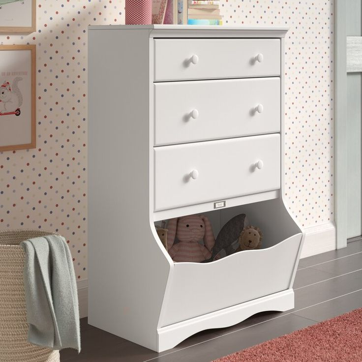 Oundle 3 Drawer Chest 3 Drawer Chest Kids Dressers Chest Of Drawers
