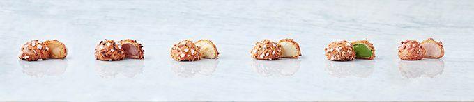シュークリーム専門店「シュー・ダンフェール パリ」日本1号店がニュウマンに - アラン・デュカス監修 | ニュース - ファッションプレス