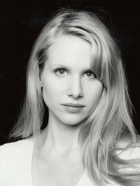 Lucy Punch - Ella Enchanted, and Doc Martin.
