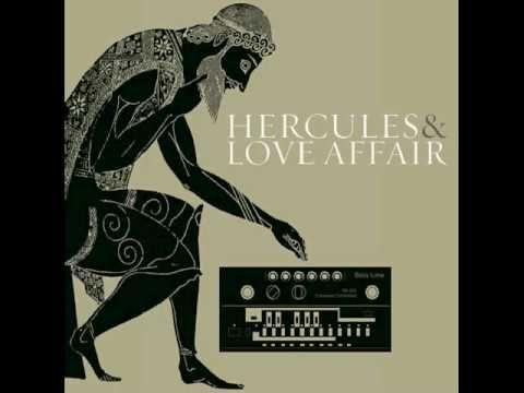 hercules and love affair - Raise Me Up