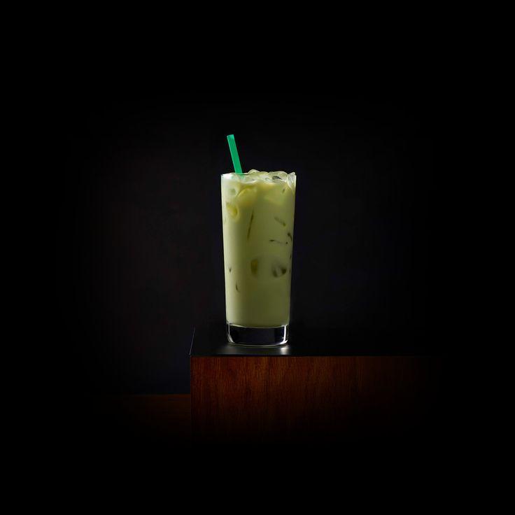 Iced Matcha Green Tea Latte In 2020