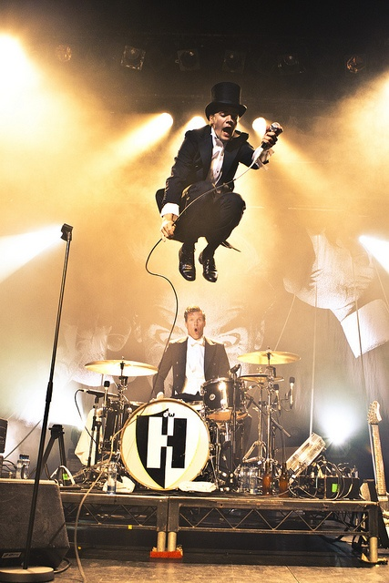 The Hives  www.EnglishGentleman.Me
