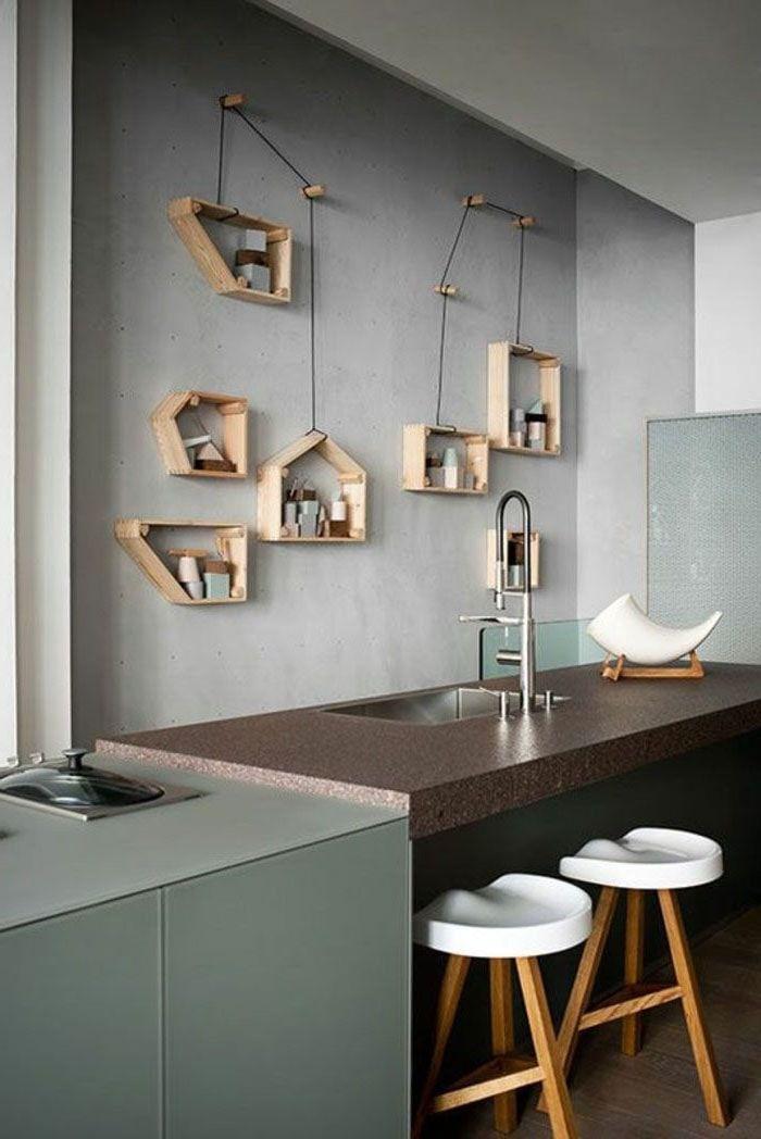31+ Decoration murale pour cuisine moderne inspirations
