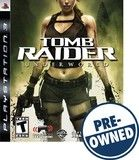 Tomb Raider: Underworld — PRE-Owned - PlayStation 3, 788687500777
