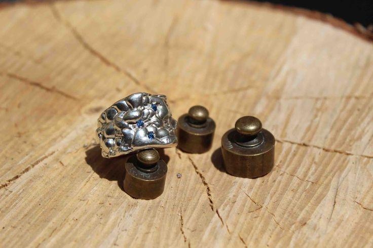 #nuovacollezione#anello#zaffiri#pepitalab#cannobio#italia#
