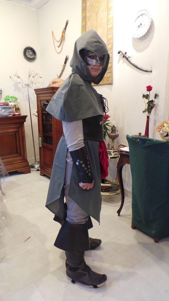 Assassin's Creed costume enfant