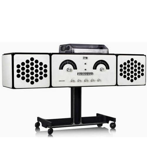 radiophonograph RR226 - design A. and P. Castiglioni - Brionvega
