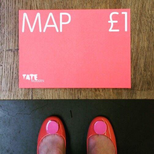 Visiting Tate Modern