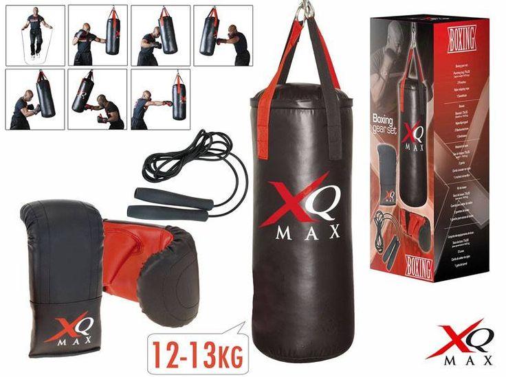 XQ Max Boksset Prof #boksbal #boxbal #boskset #bokshandschoenen #xqmax #bokssetsprof