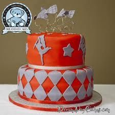 A guard cake