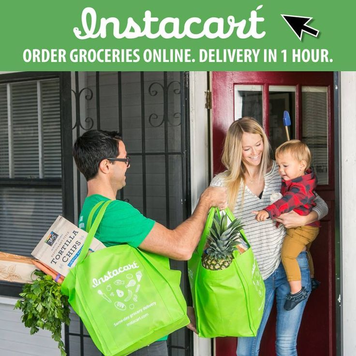 Sometimes going #grocery shopping can be a bit of a pain…but we have a solution for your busy family! #Instacart is a same day grocery delivery service from your favorite stores. Whole Foods Market is one such partnership in your area! Let Instacart lend a hand & get shopping.