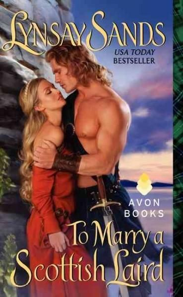 New York Times bestselling author Lynsay Sands returns to the Highlands of Scotland in her hottest new historical romance yet! Highlander Campbell Sinclair is no stranger to battle, so when he sees a