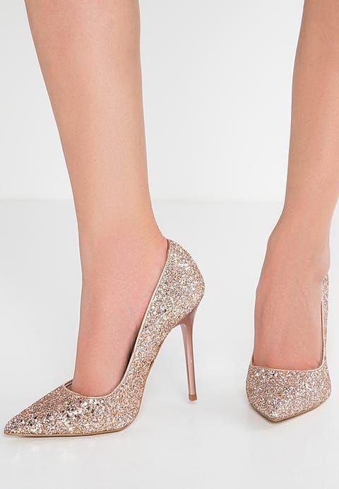 Buffalo Classic heels - glitter samalon for £84.99 (18/05/17) with free delivery at Zalando