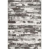 Found it at Wayfair - Contempo Gray Stripes Rug