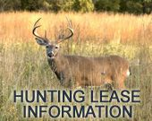 Alabama Hunting Land for Lease