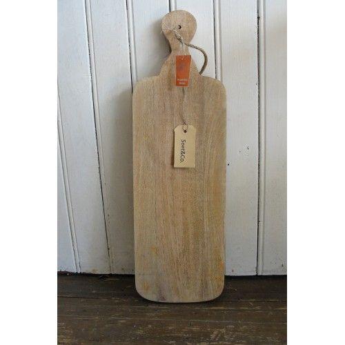 Brood/snijplank hout