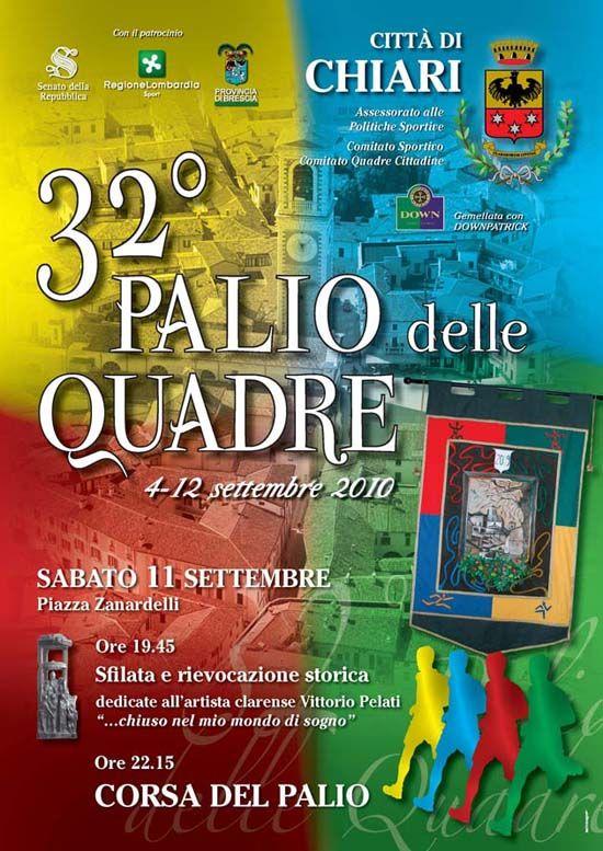 Palio delle contrade di Chiari  http://www.panesalamina.com/2010/143-palio-delle-contrade-di-chiari.html