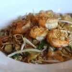 Prawn & Vegetable Satay Noodles