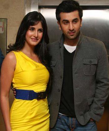 Ranbir Kapoor claims Katrina Kaif is a dear friend!