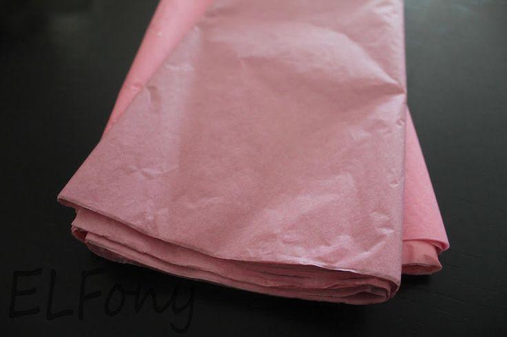 ELFony: Kağıt Ponpon Yapımı