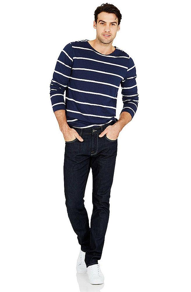 Mavi - Jake - Rinse Zagreb Comfort Jeans