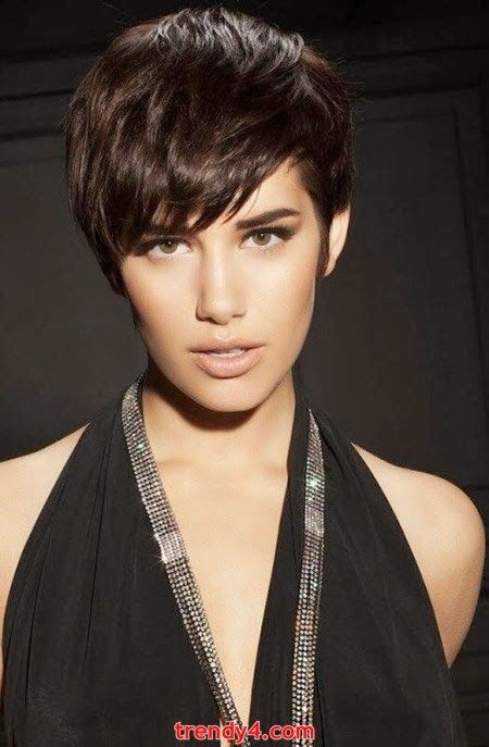 Super Short Pixie Haircut Pictures 2014 Hairstyles
