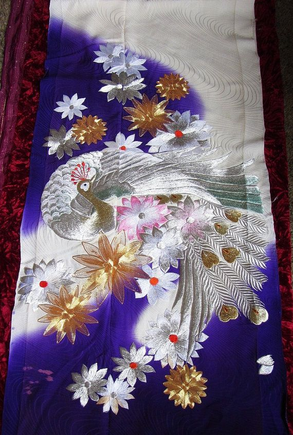17 Best Images About Japanese Embroidery On Pinterest | Hand Embroidery Embroidery And Kimonos