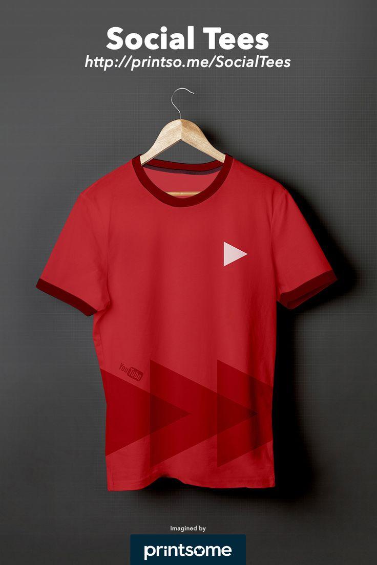 T shirt design youtube - Social Tees Social Network T Shirts