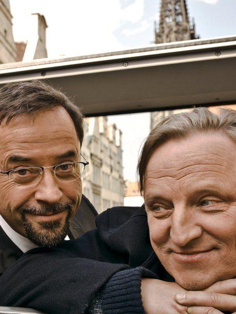 """Doch kein Münster-""""Tatort"""" im Kino? Jan Josef Lief..."""