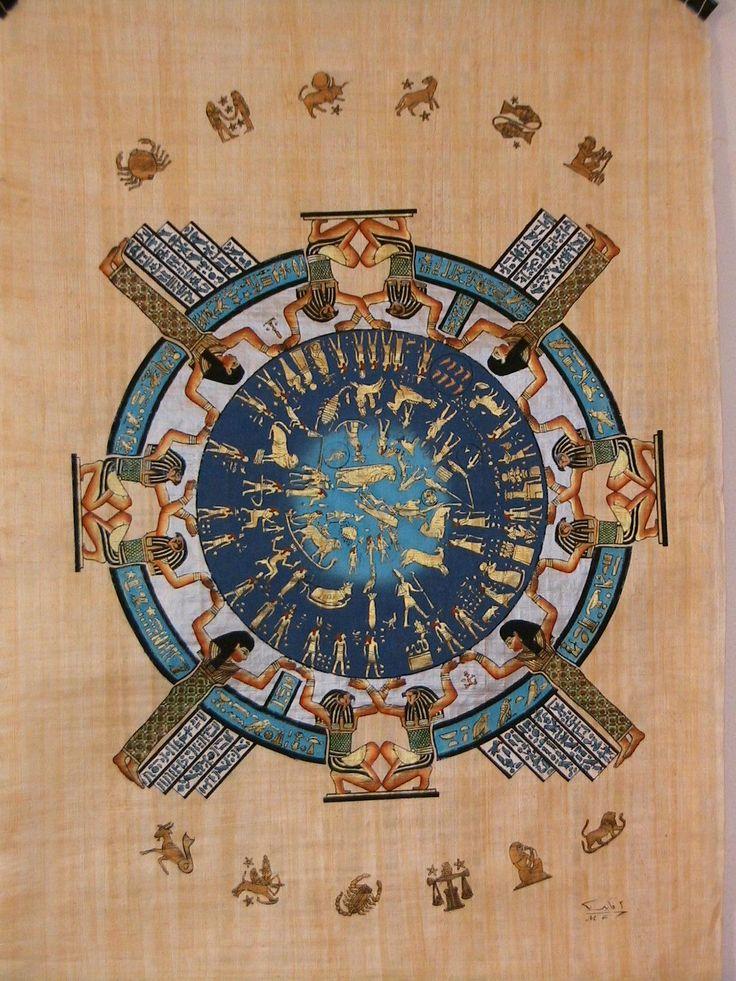 Calendar Egypt : Best egyptian papyrus images on pinterest ancient