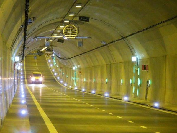 O godz. 10 w najbliższą niedzielę zostanie otwarty tunel pod Martwą Wisłą . Wcześniej - w czwartek - inwestor, czyli miejska spółka GIK - przekaże obiekt w