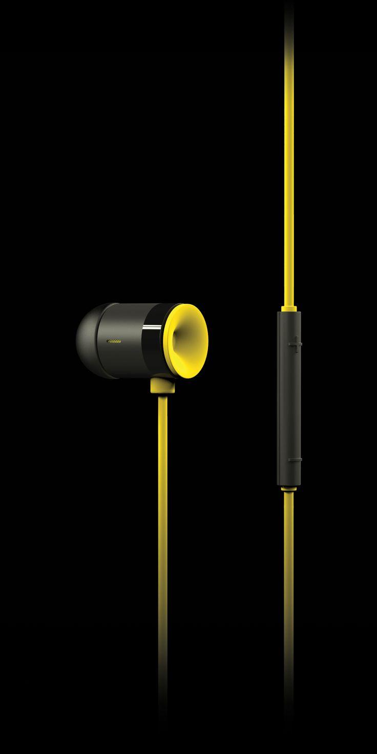 Octopus II, earphone / 2014 (redesign of 2010)