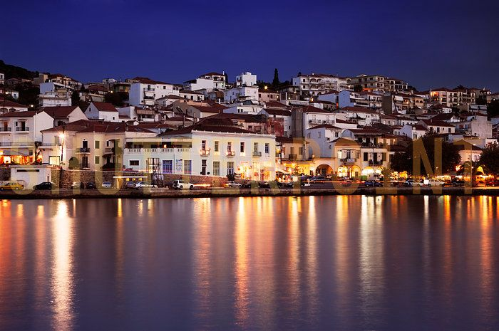 #ridecolorfully  Ride colorfully in Pylos, embraced in the wonder of the night sky.