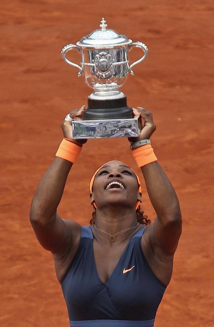 serena williams wins 2013 french open