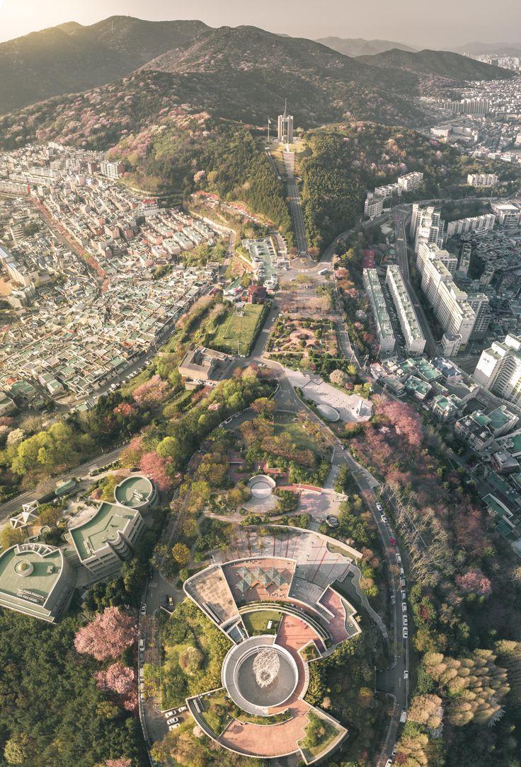 Some more Busan South Korea  the mountainous divide. [3687x5434] [OC] @timothysjone