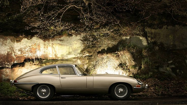 1965 Jaguar E-Type Coupe Series 1 4.2