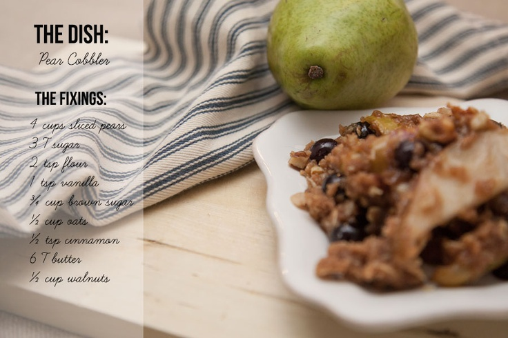 Blueberry-Oat Biscuit Cobbler Recipe — Dishmaps