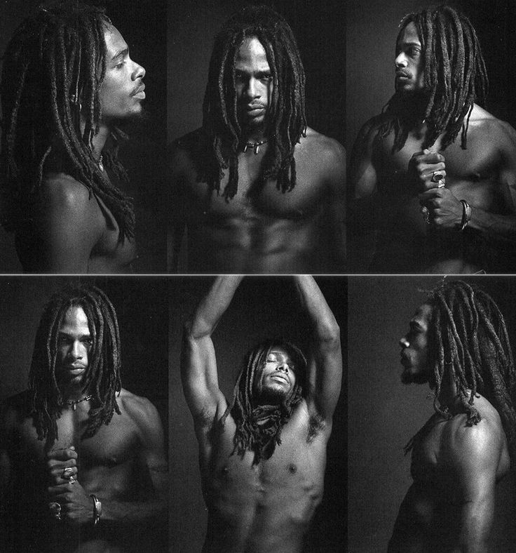 Gary Dourdan with locs, yup, first celeb crush. To me, this was what an Angel looked like