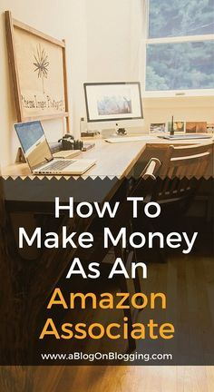 Find out how bloggers are earning full time incomes with the Amazon Associates…