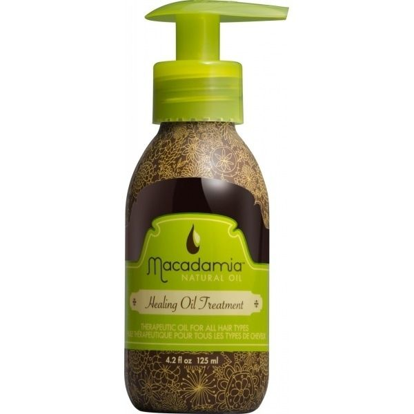 Macadamia Healing Oil Treatment - Naturalny olejek do włosów 125 ml