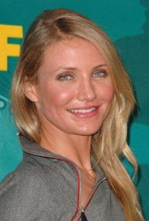 Cameron Diaz Picture I love watching her in comedy and action roles like the character in the two Charlie's Angels films.