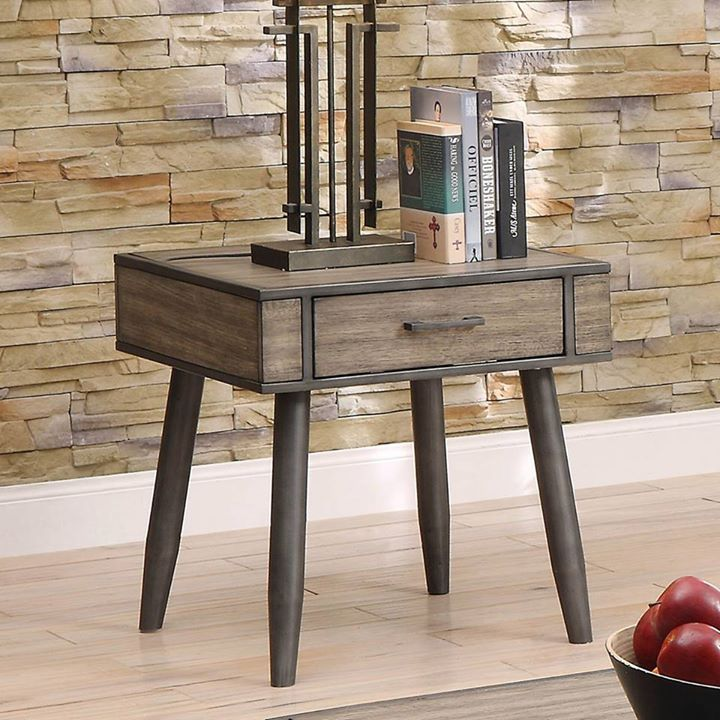 2018 is almost here, and with it, a whole slew of brand new collections like the Edinburgh accent tables from !nspire. Rustic and modern all once...  http://worldwidehomefurnishingsinc.com/edinburgh-accent-table-in-grey.html