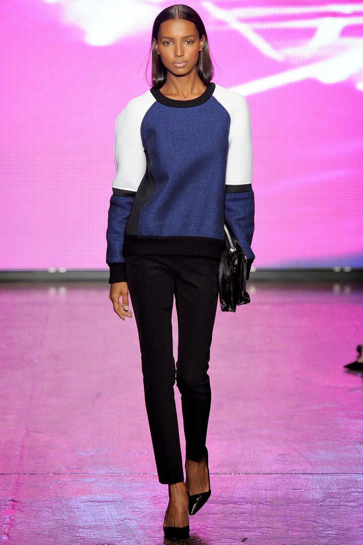 DKNY Fall 2013 Ready-to-Wear Collection Photos - Vogue
