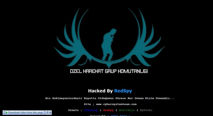 Ministry Defence of Nigeria has been Hacked by : RedSpy, LulzSecPhilippines Member